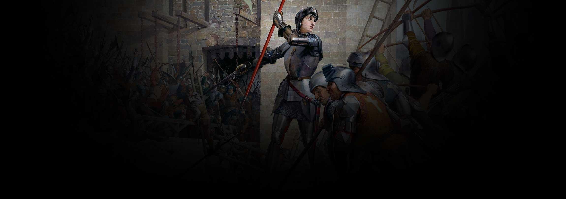Santa Joana d'Arc: um guia para todas as épocas