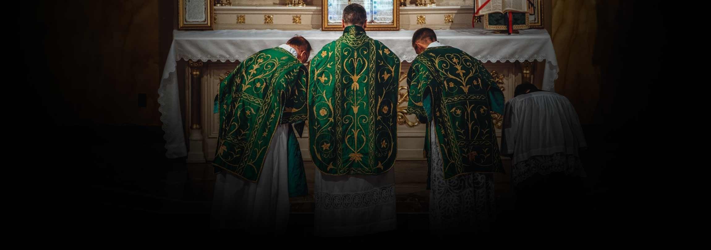 Se não houve latim em Pentecostes, por que agora?