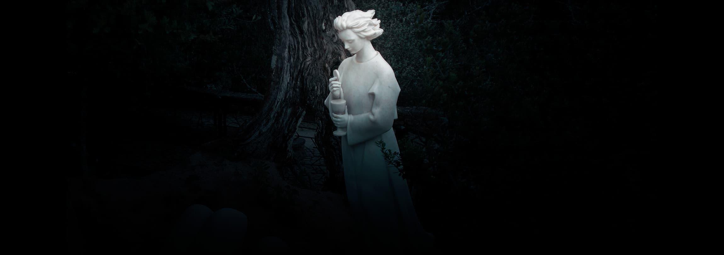 """""""Eu sou o Anjo da sua guarda, o Anjo de Portugal"""""""