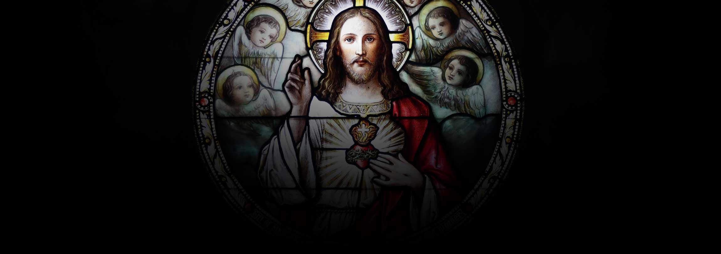 Sagrado Coração, venha a nós o vosso Reino