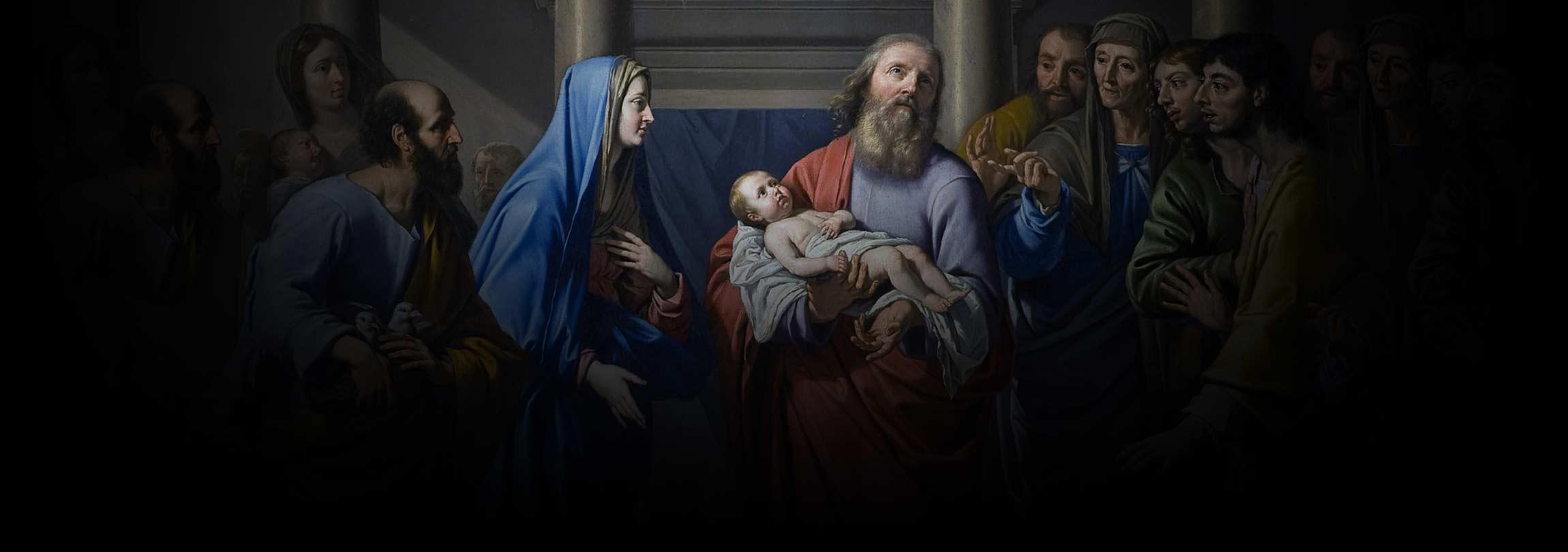 Se Maria é imaculada, por que precisou se purificar?