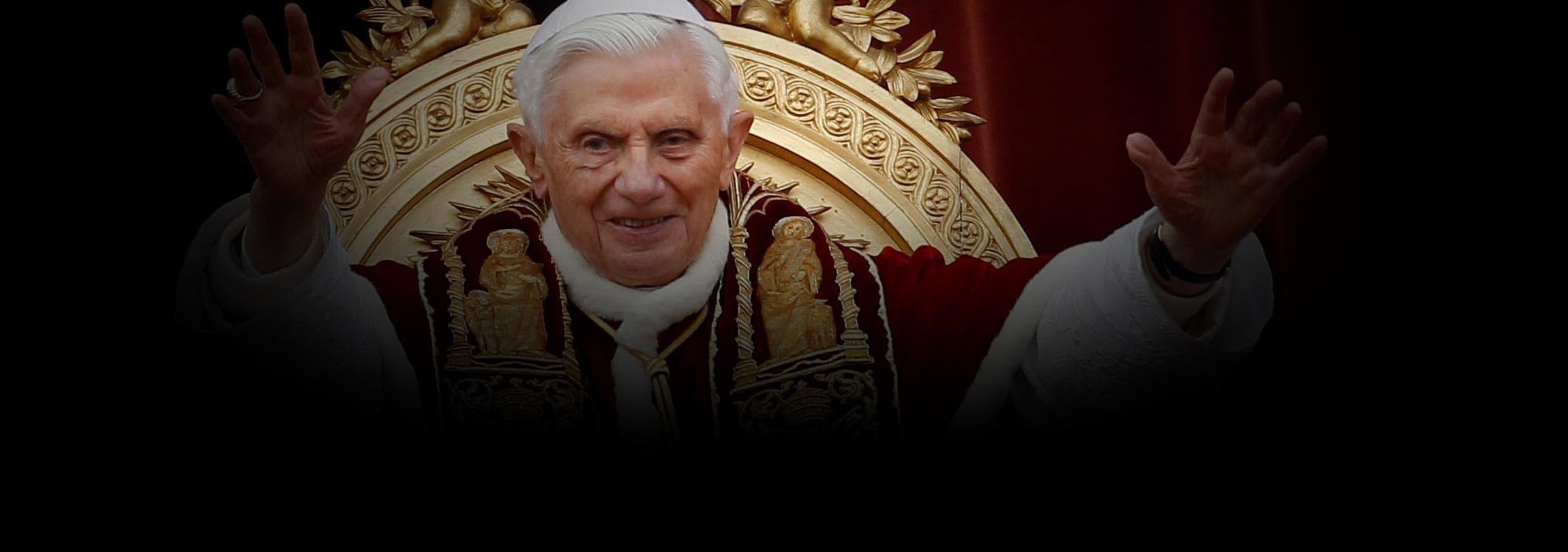 Bento XVI, o humilde servo da vinha do Senhor