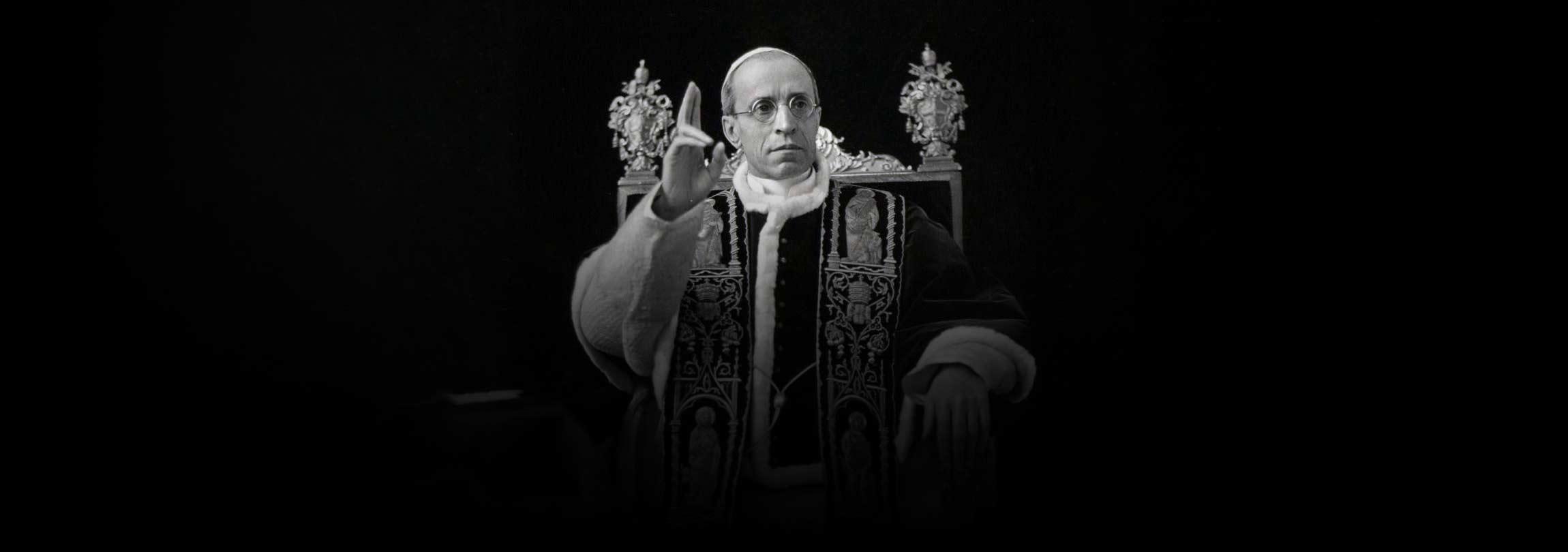 Uma homilia de Pio XII para uma Páscoa especial