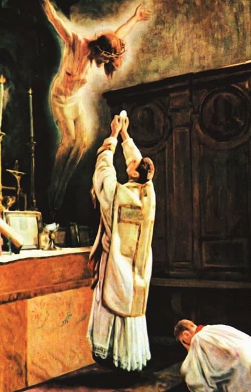 O Calvário e a Missa - Parte II