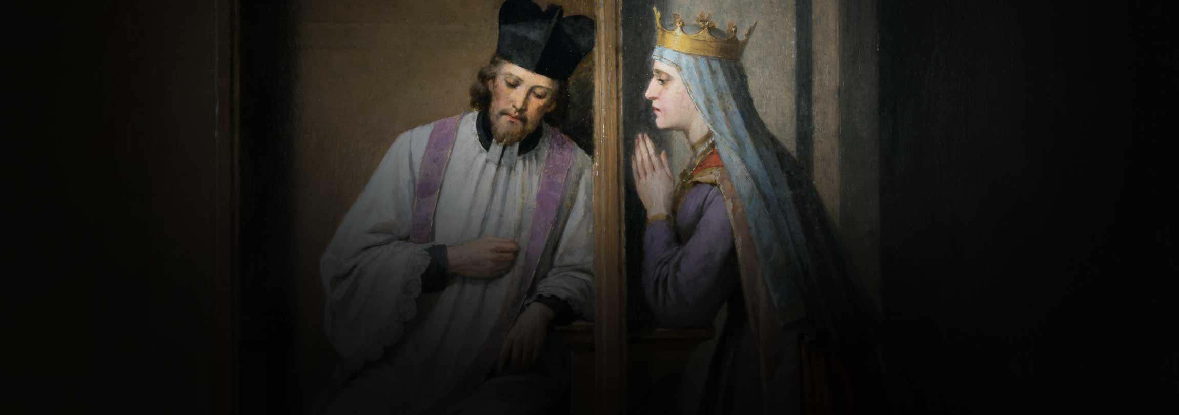 O santo que morreu por não violar o segredo da Confissão