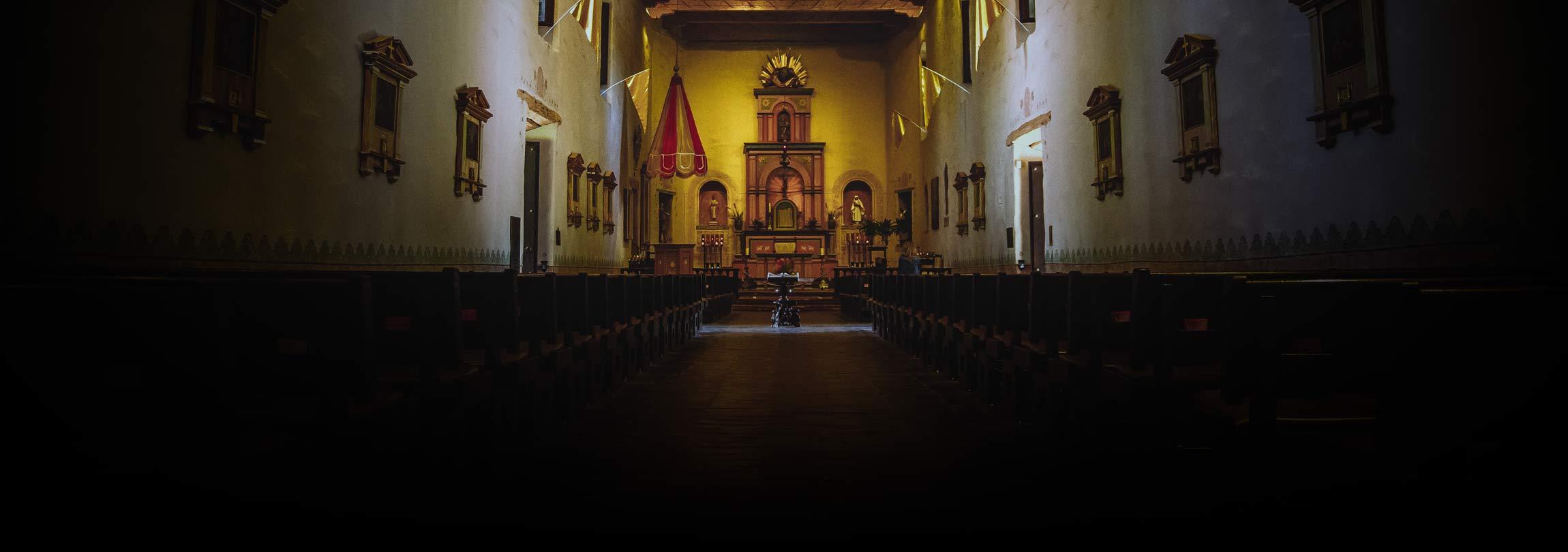 Quão sagrada é uma igreja? Pergunte aos demônios!