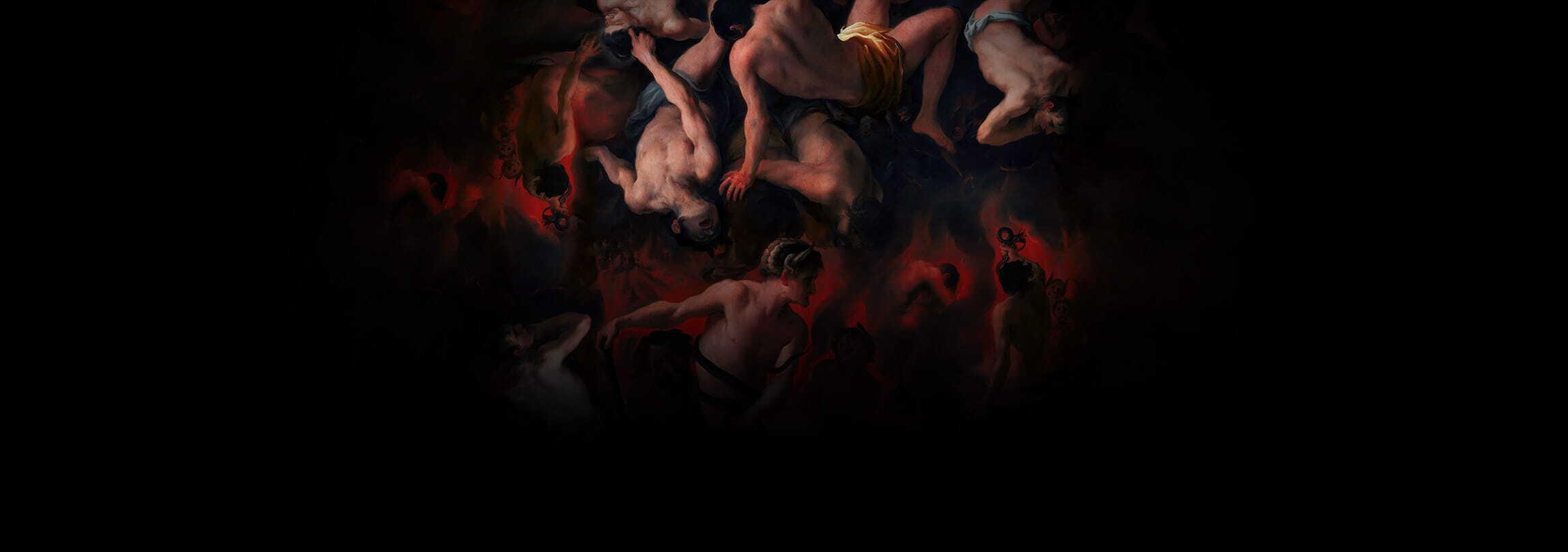 O grande risco de não pensar no inferno