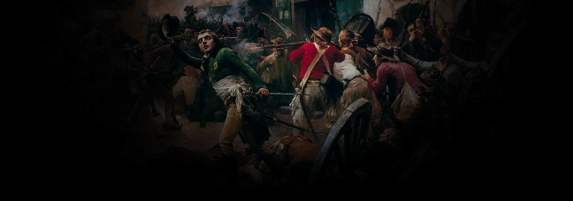 O primeiro genocídio moderno ocorreu na Revolução Francesa