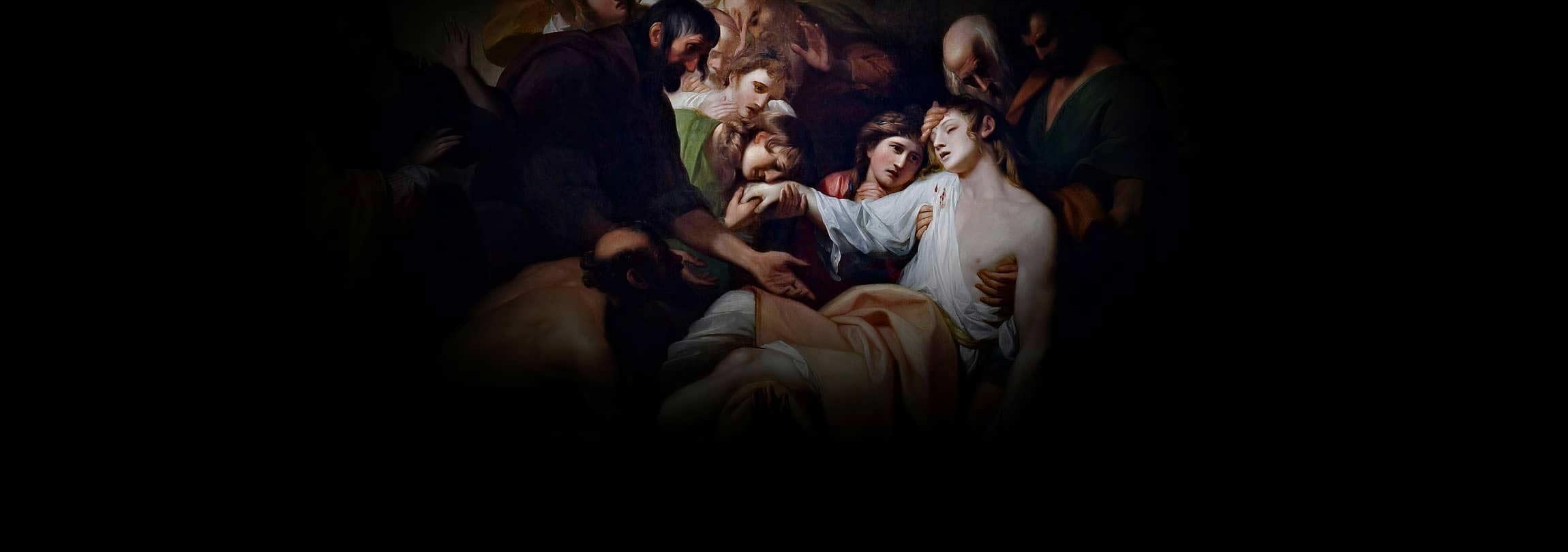 A descoberta do corpo de Santo Estêvão