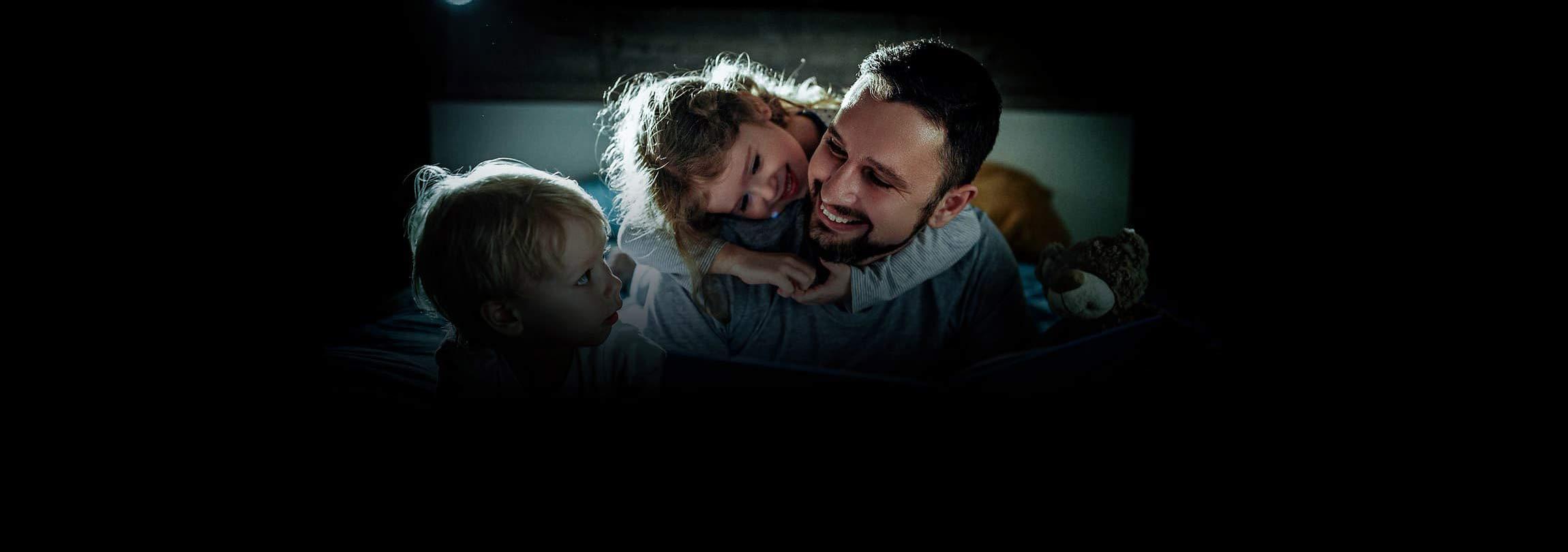 """Pais de família: os """"grandes aventureiros do mundo moderno"""""""