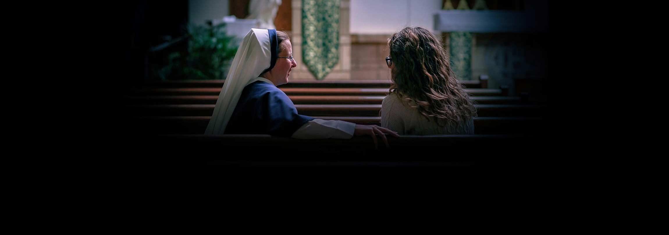 Quatro coisas que os casais podem aprender com a vida religiosa