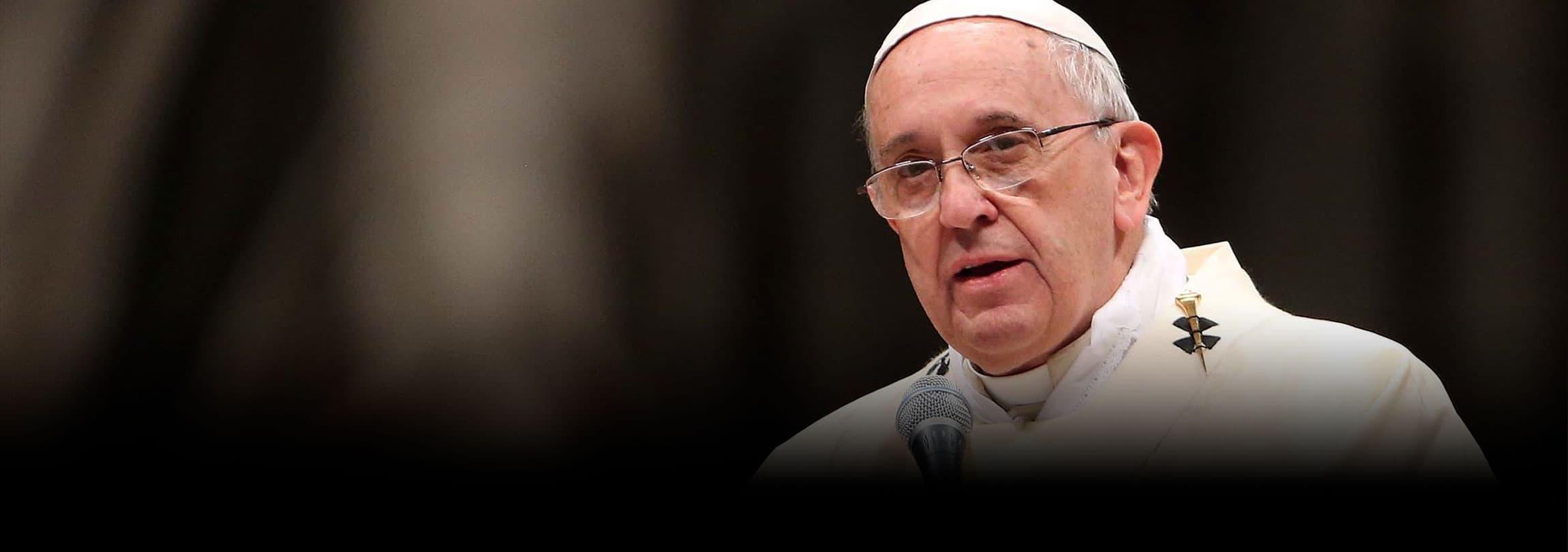 """Papa Francisco às religiosas: """"sejam mães e não solteironas."""""""