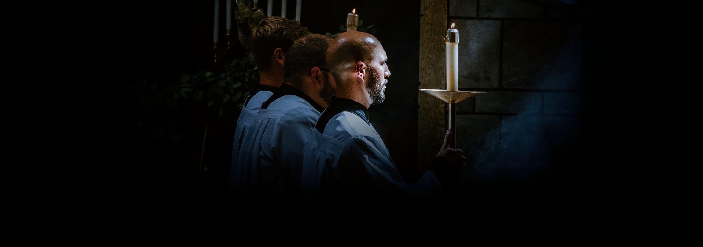 Leve o silêncio da sua casa para a Missa
