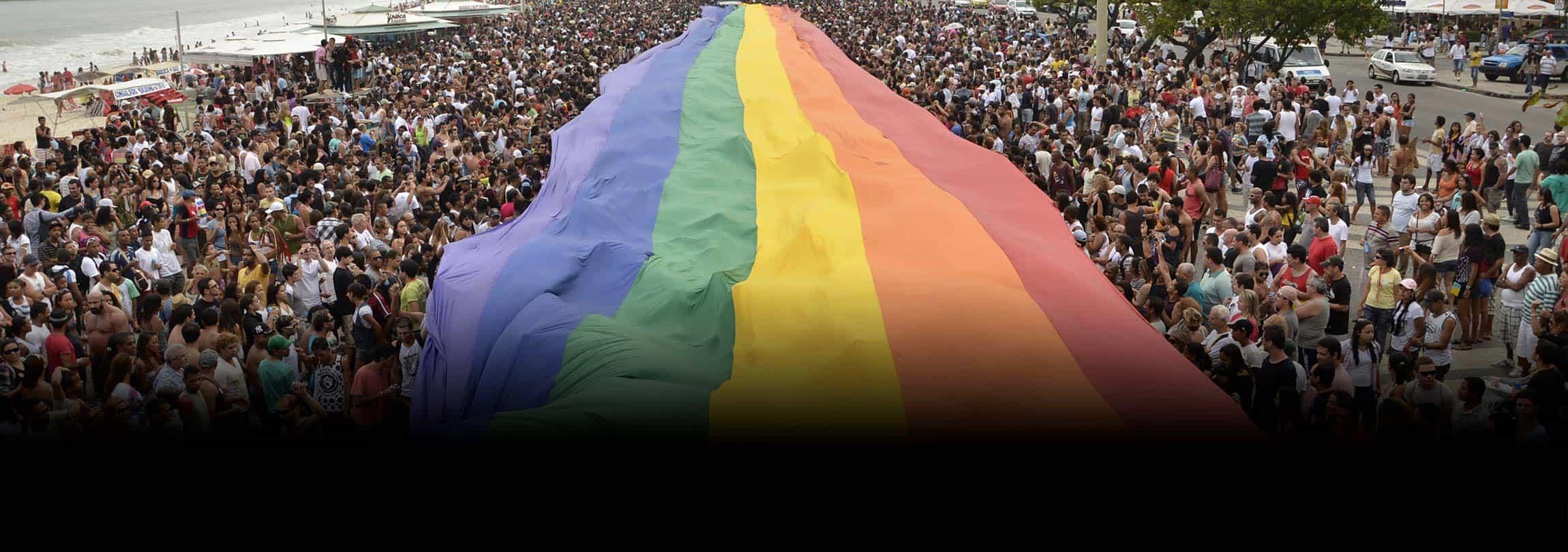 O projeto anti-cristão da agenda gay