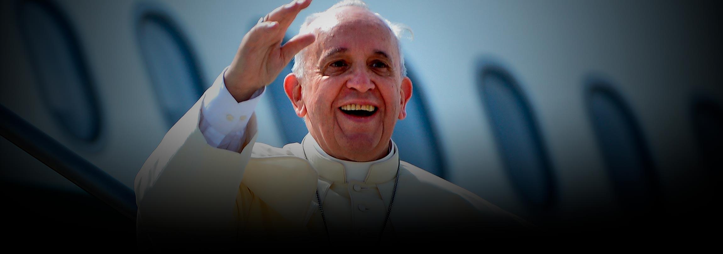 Francisco entre nós, uma oportunidade para amarmos mais a Igreja