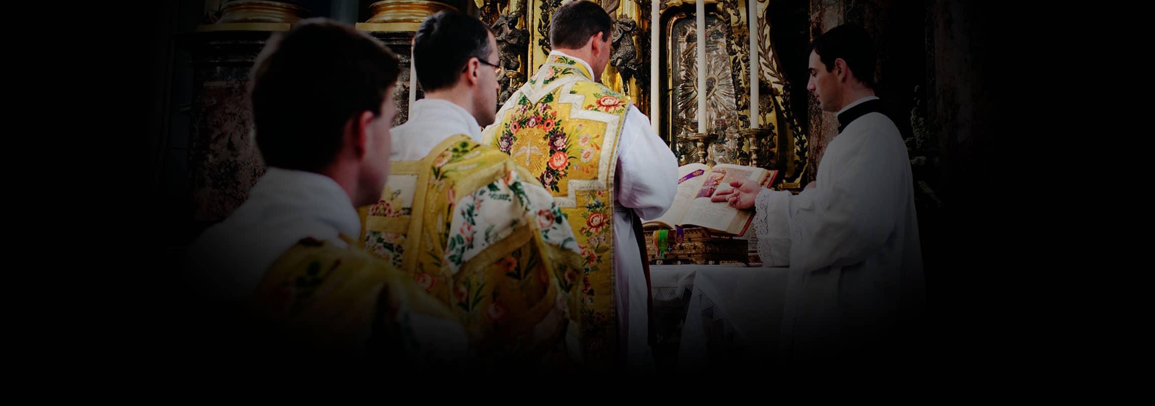 Liturgia: mistério da salvação - Parte II