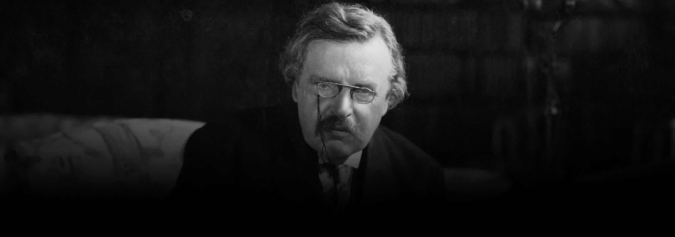 Estrada aberta para a beatificação de G. K. Chesterton