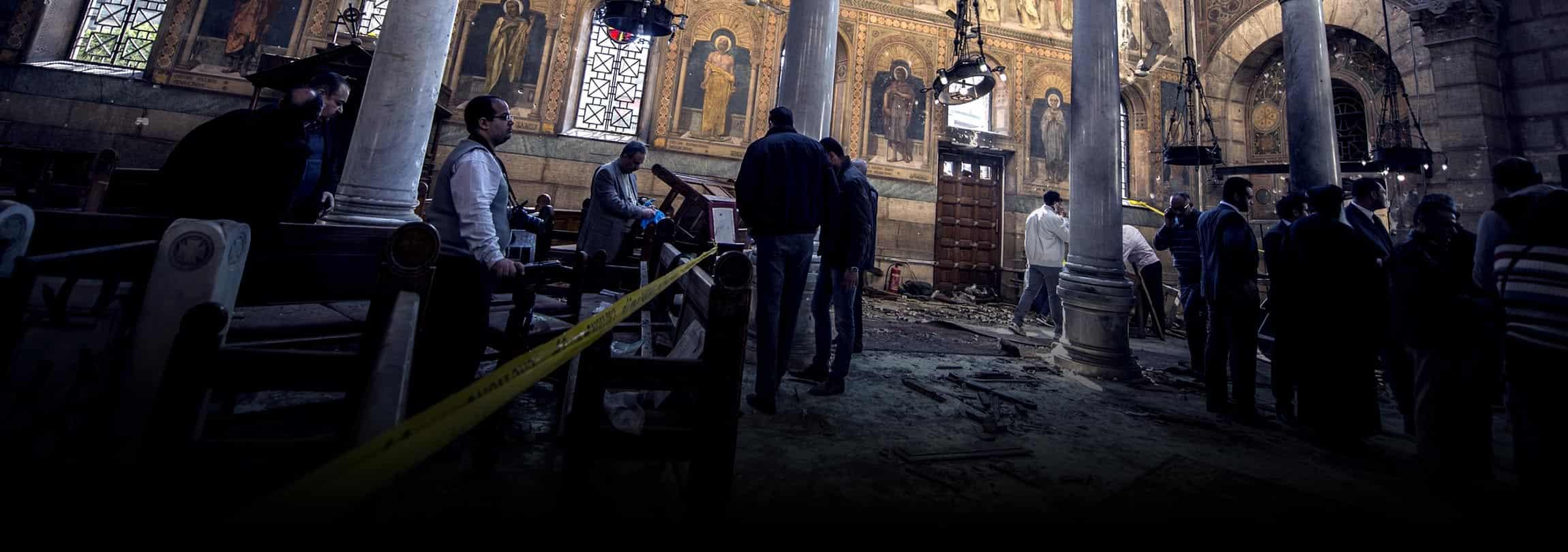 O drama da Igreja no Egito e o silêncio dos meios de comunicação