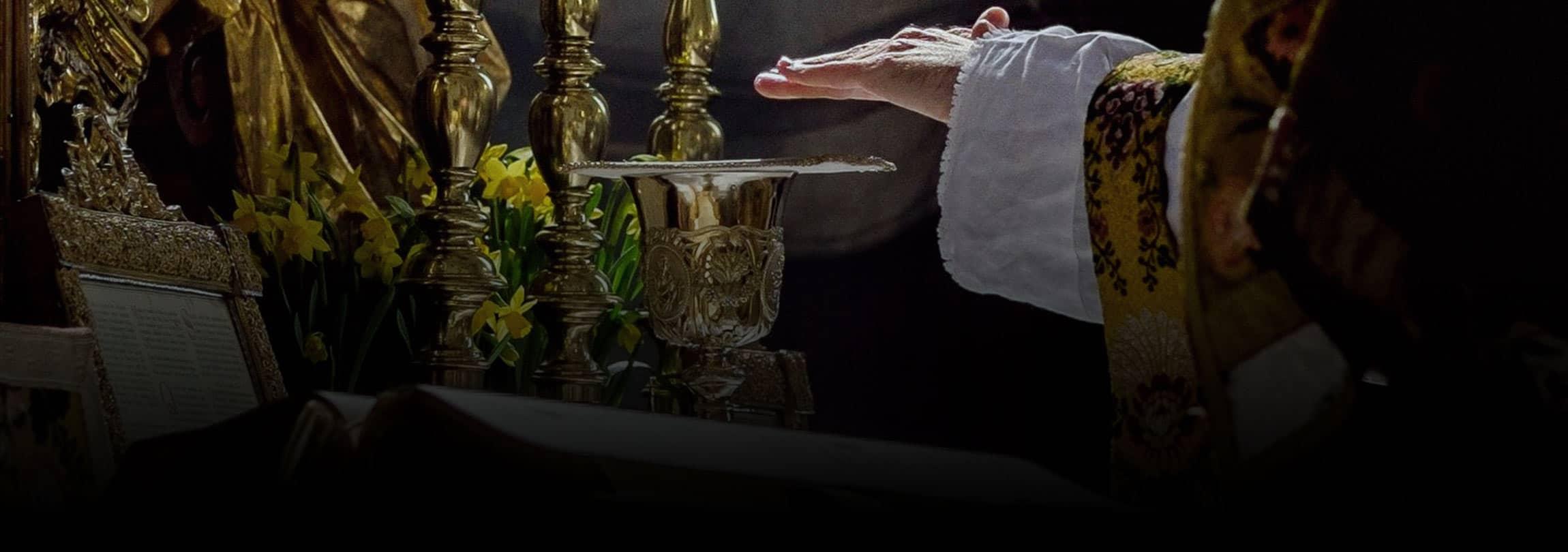 A grandeza na Liturgia aponta para a Beleza de Deus