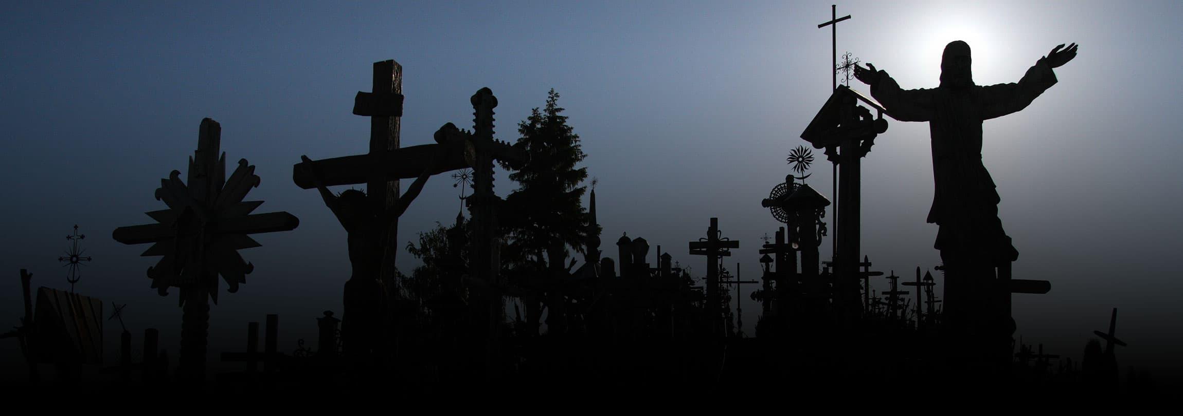 A Colina das Cruzes e o testemunho de fé dos católicos lituânios
