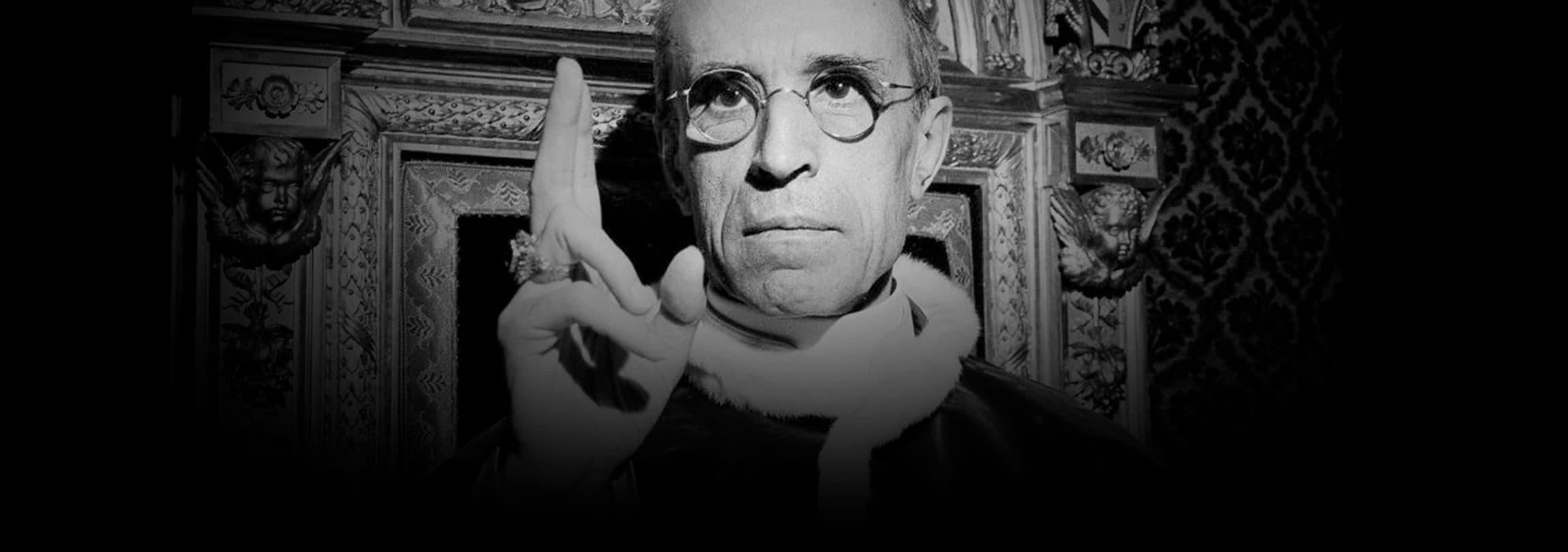 Não, Pio XII não se calou