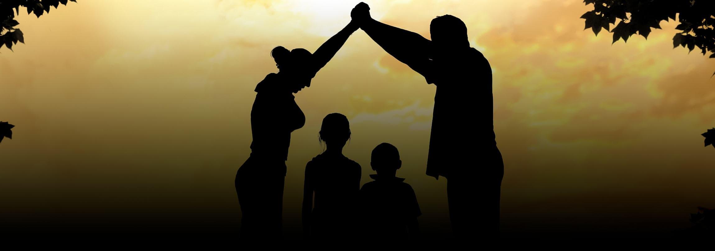 A família no centro da política