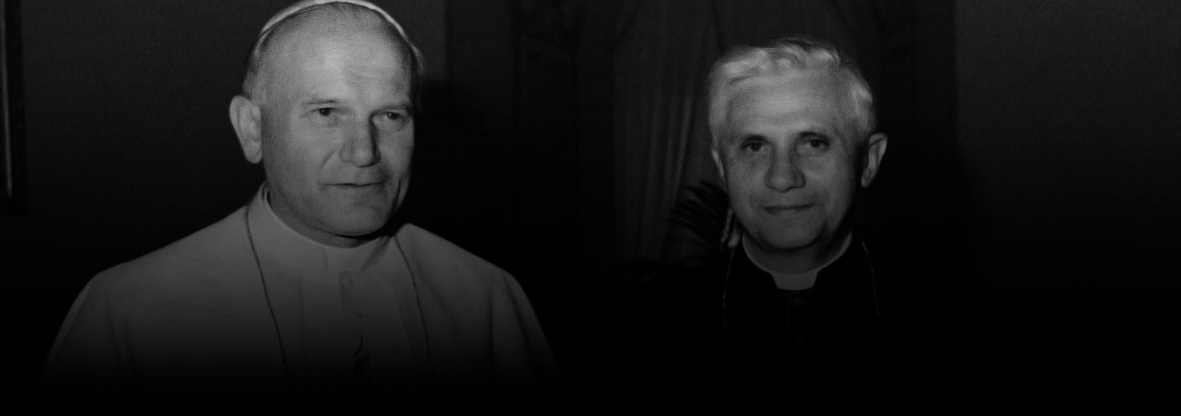Quando Ratzinger se uniu aos protestantes para defender a fé