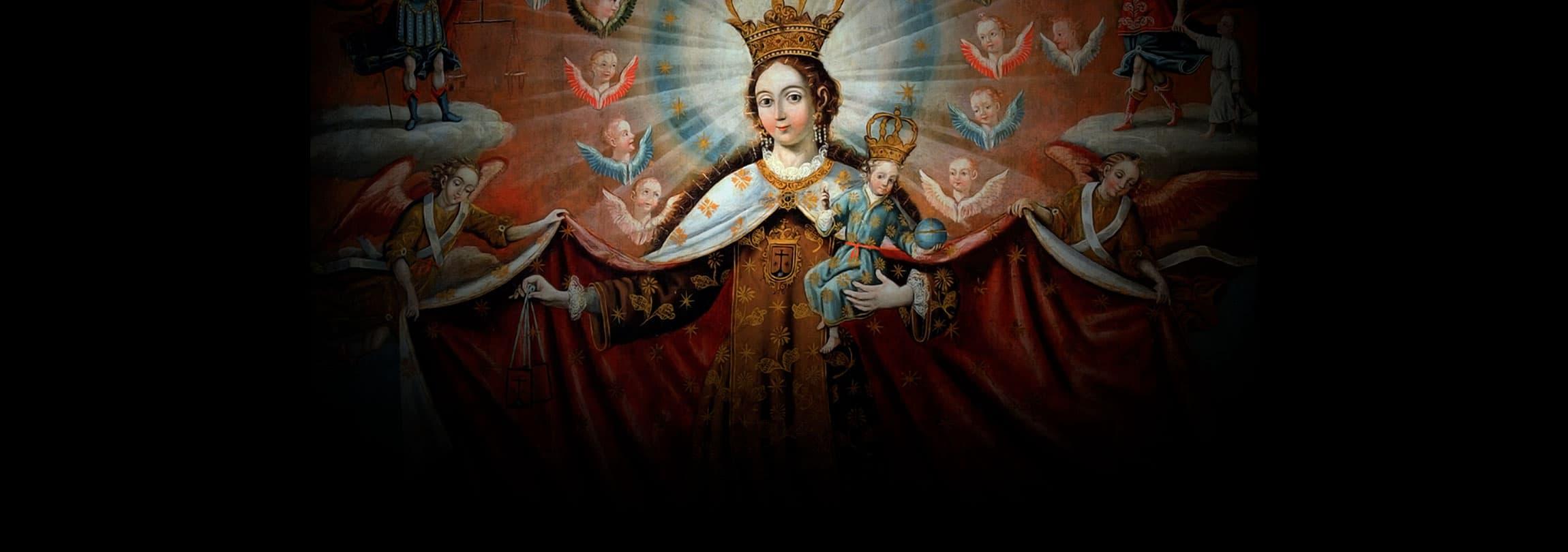 A participação da fé de Maria Santíssima