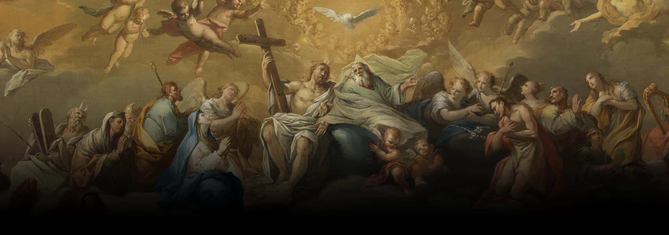 A Trindade e os falsos deuses