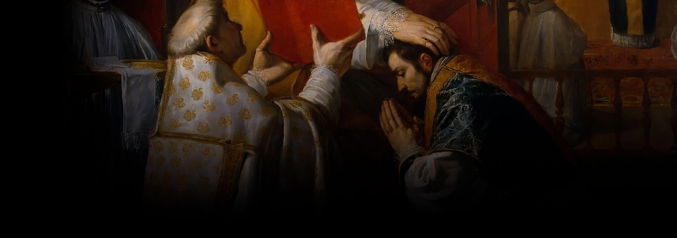 A luta de satanás contra o sacerdócio