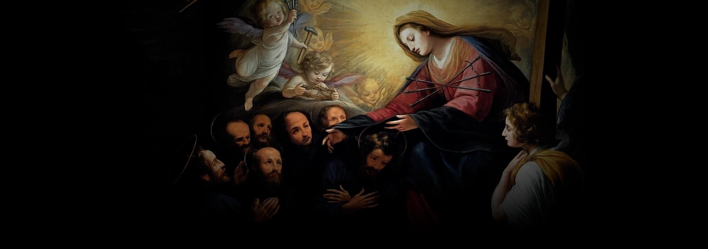 Consagração a Nossa Senhora, um caminho de santidade