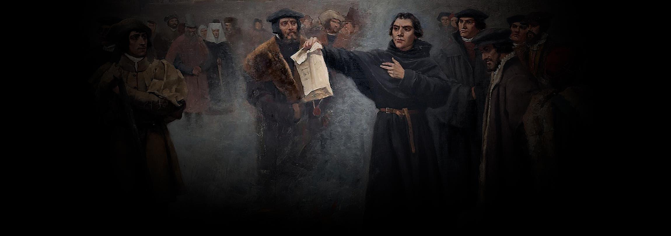 A rebeldia de um monge