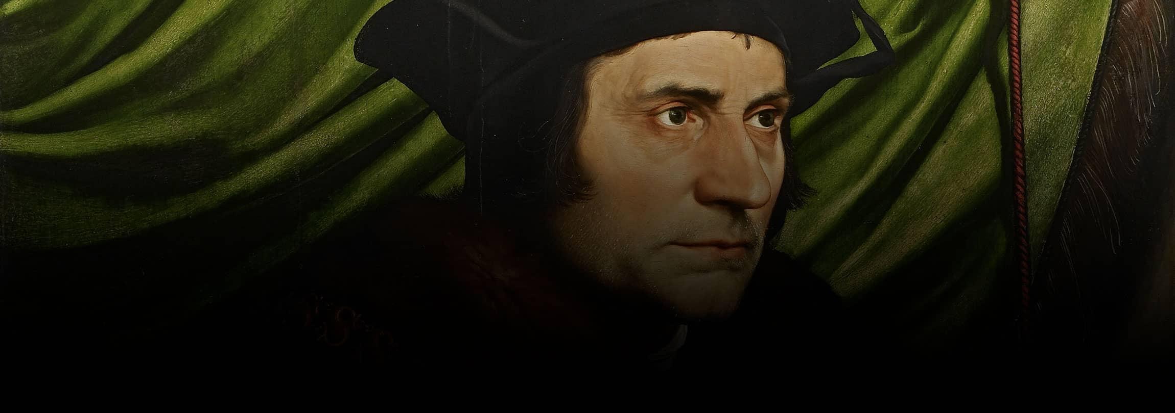 Ser devoto de São Thomas More hoje