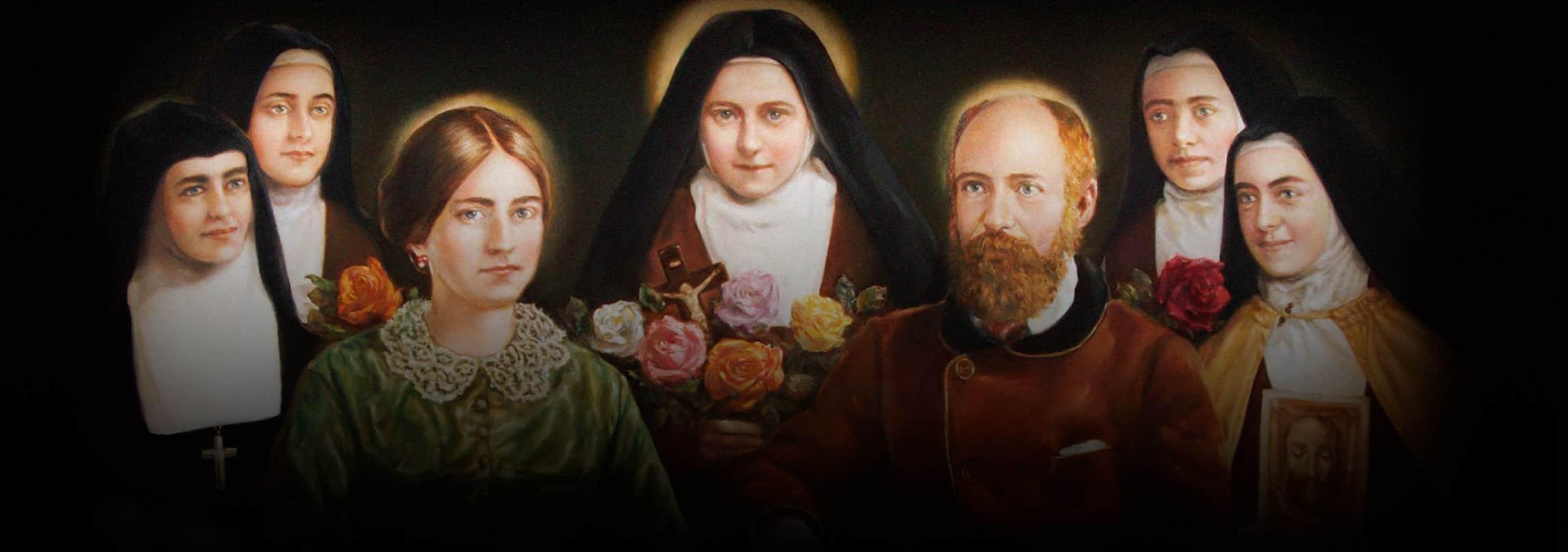 Pais santos geram famílias santas