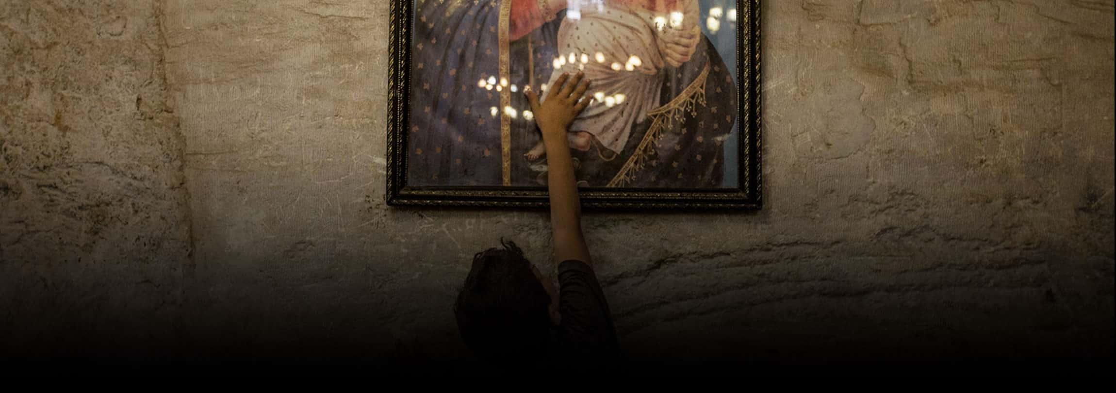 'Maria é um atalho para o Caminho'