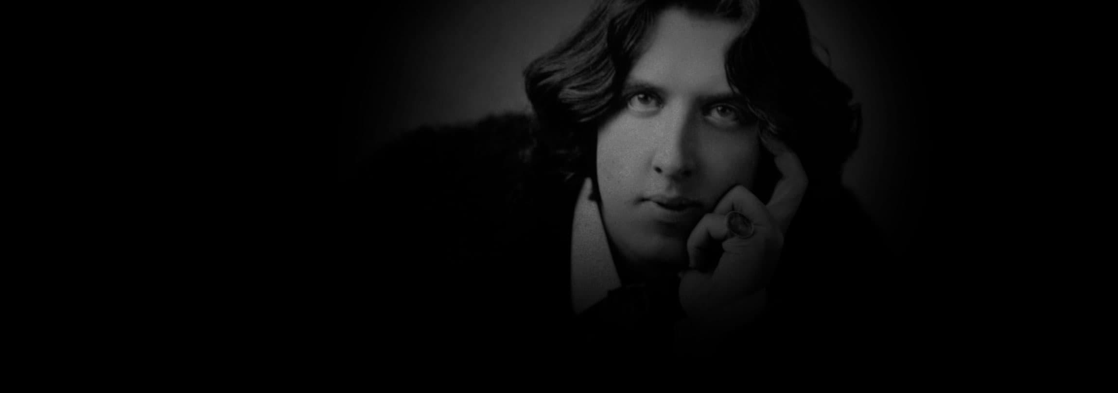 A conversão de Oscar Wilde