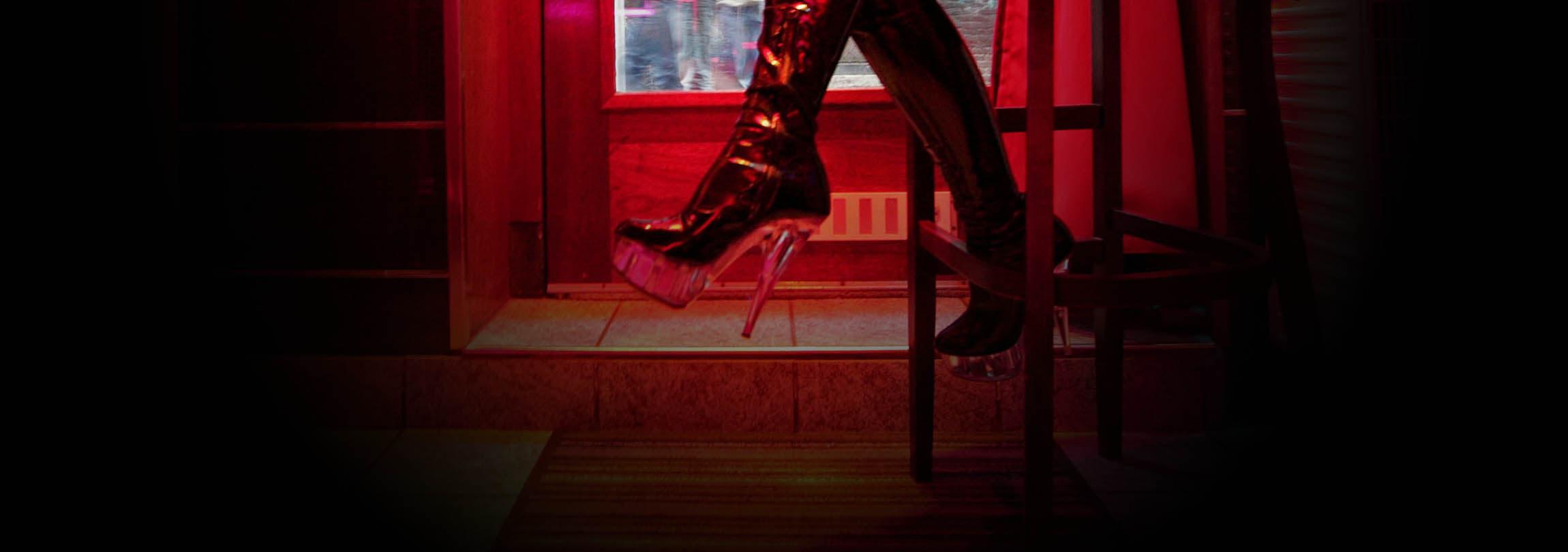 """O fracasso da """"prostituição legal"""" na Holanda"""
