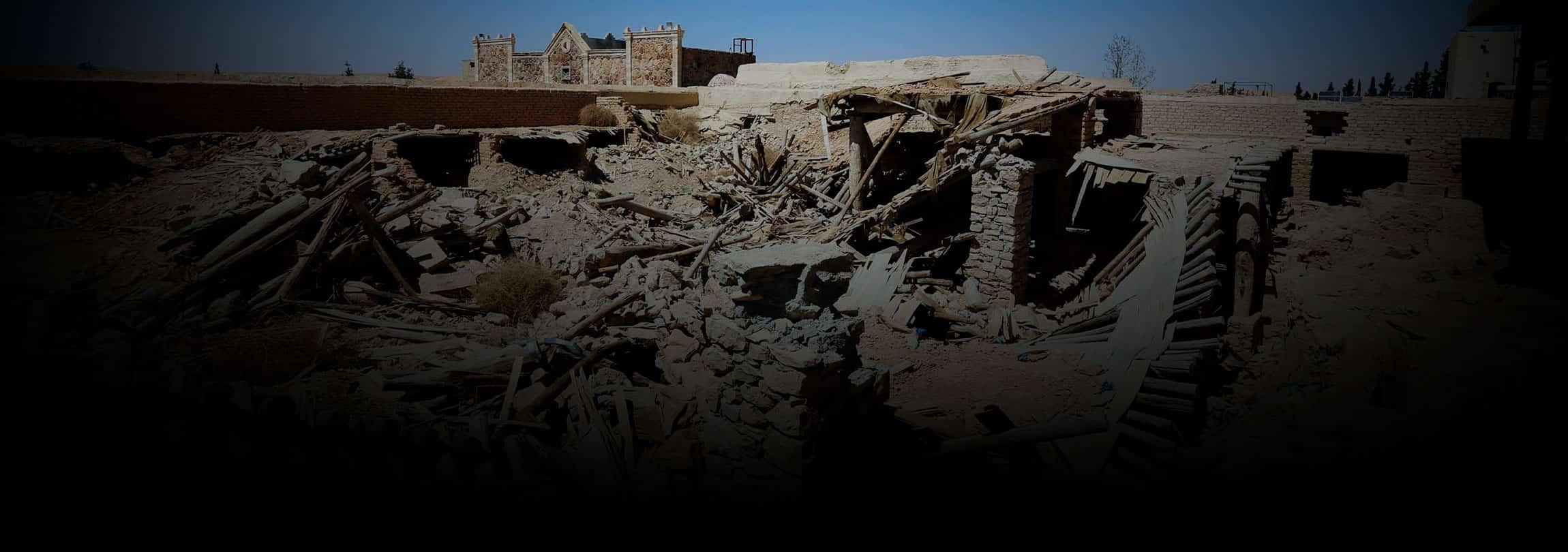 Mosteiro destruído por ISIS na Síria abrigava relíquias dos primeiros séculos da Igreja