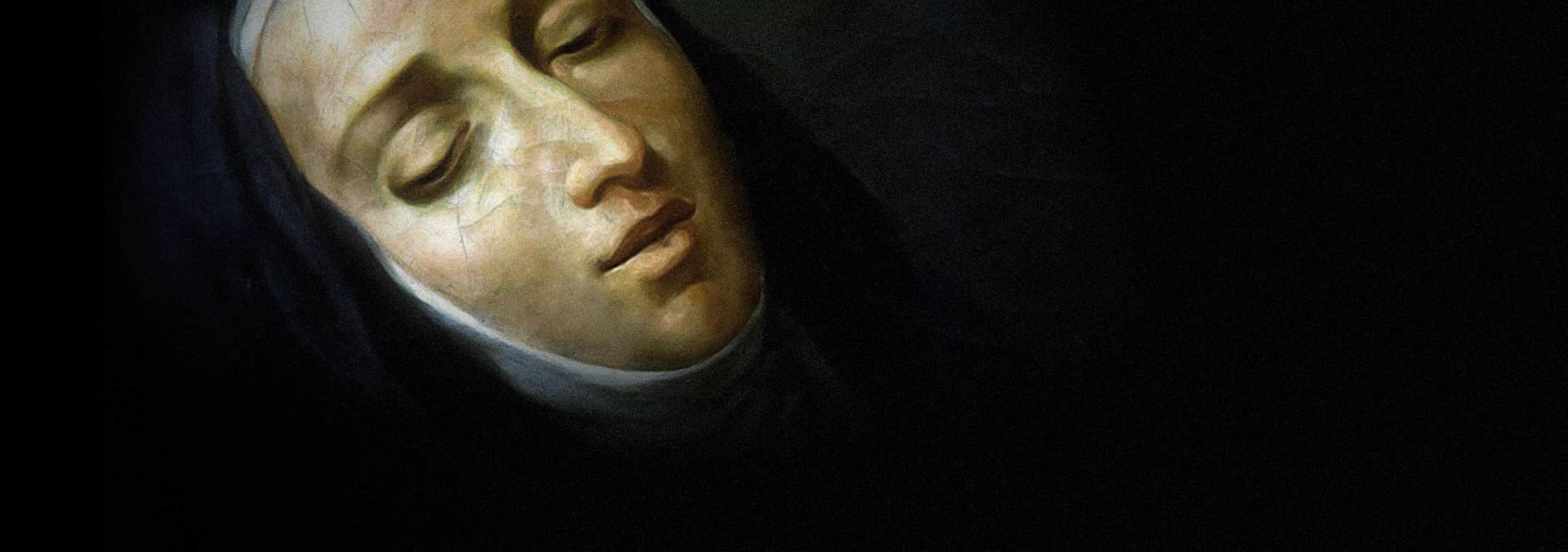 Rita de Cássia, uma história de amor através do sofrimento