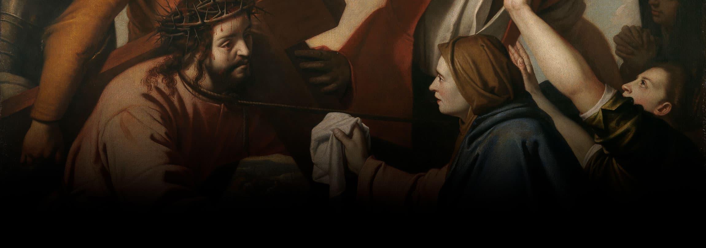 Jesus deseja ser consolado por você