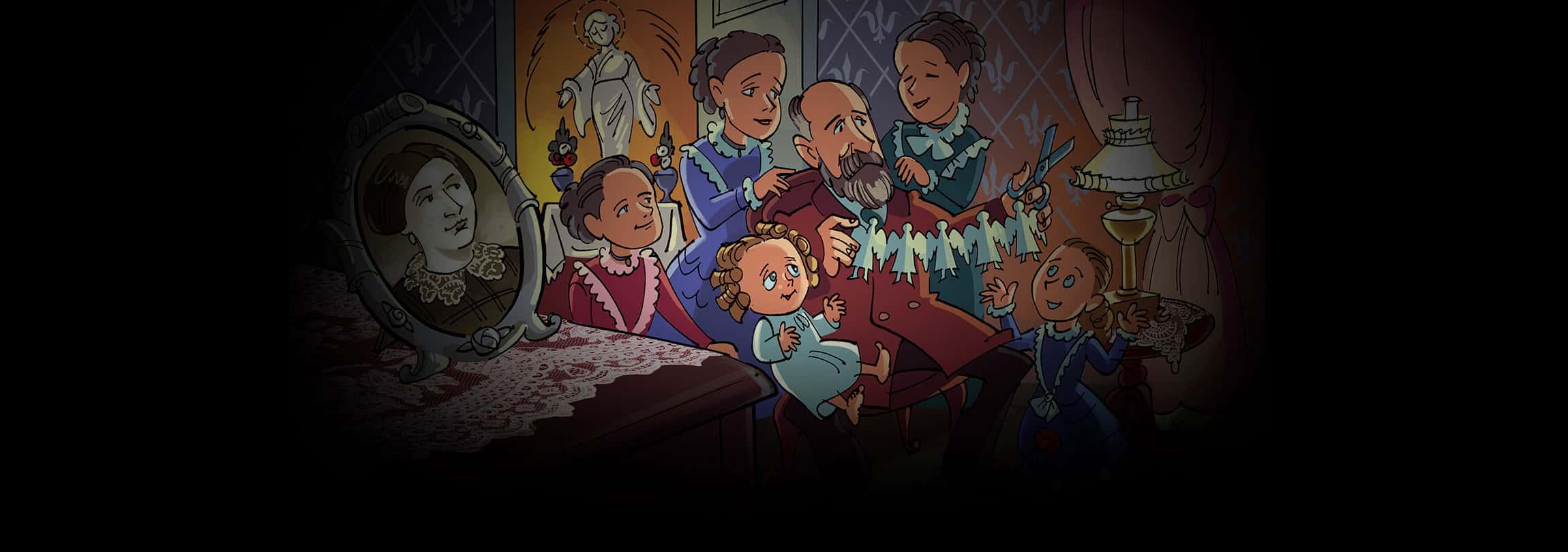"Luís Martin, o ""pai incomparável"" de Santa Teresinha"