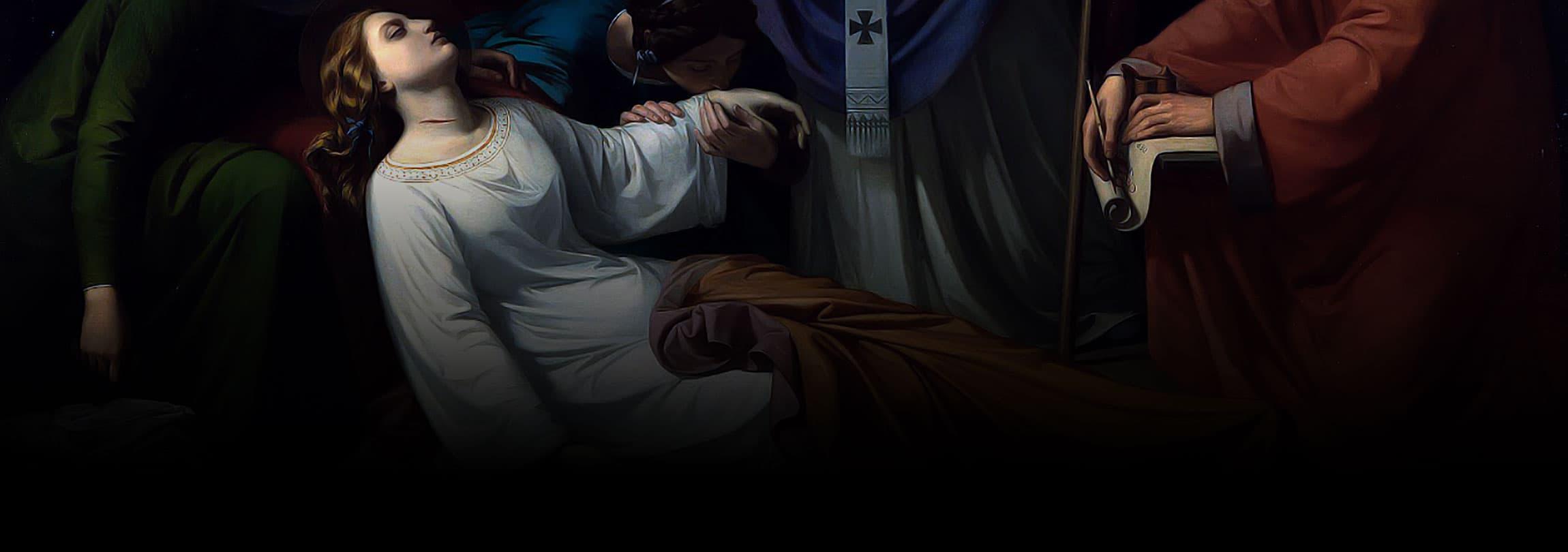 O primeiro corpo incorrupto da história da Igreja