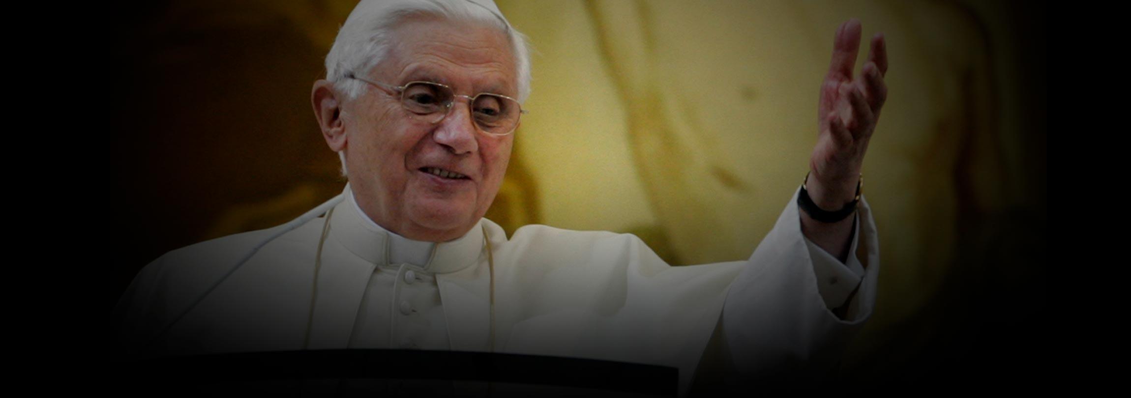 Catequese de Bento XVI sobre a Fé cristã