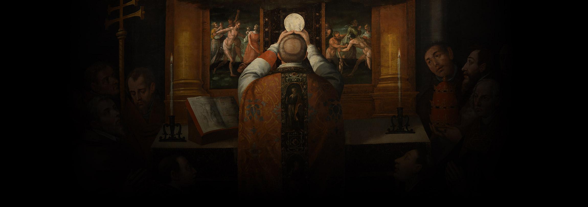 Formulário para a Missa do Coração Eucarístico de Jesus