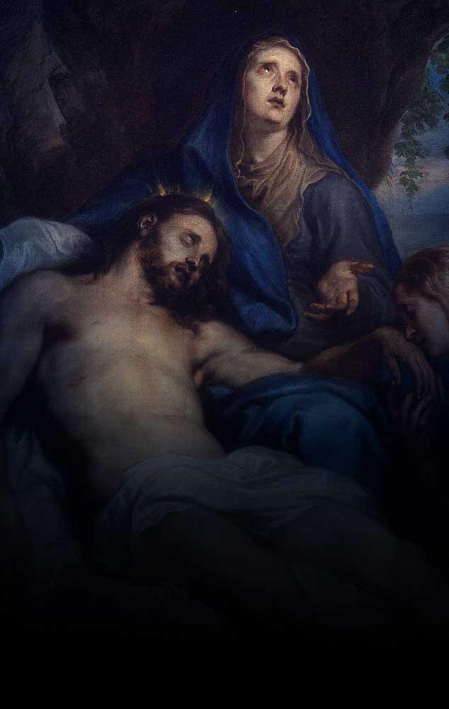<p>Meditações sobre os principais mistérios do Tríduo Pascal sob a perspectiva de Maria Santíssima.<br></p>