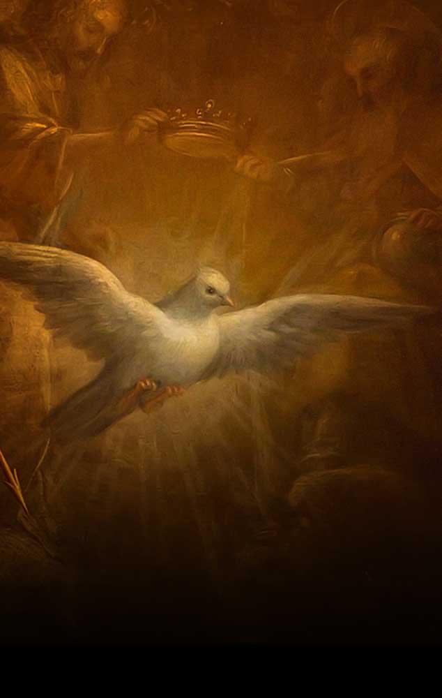 <p>A mãe de todas as novenas, nove dias em que invoquemos o derramamento do Espírito Santo.</p>