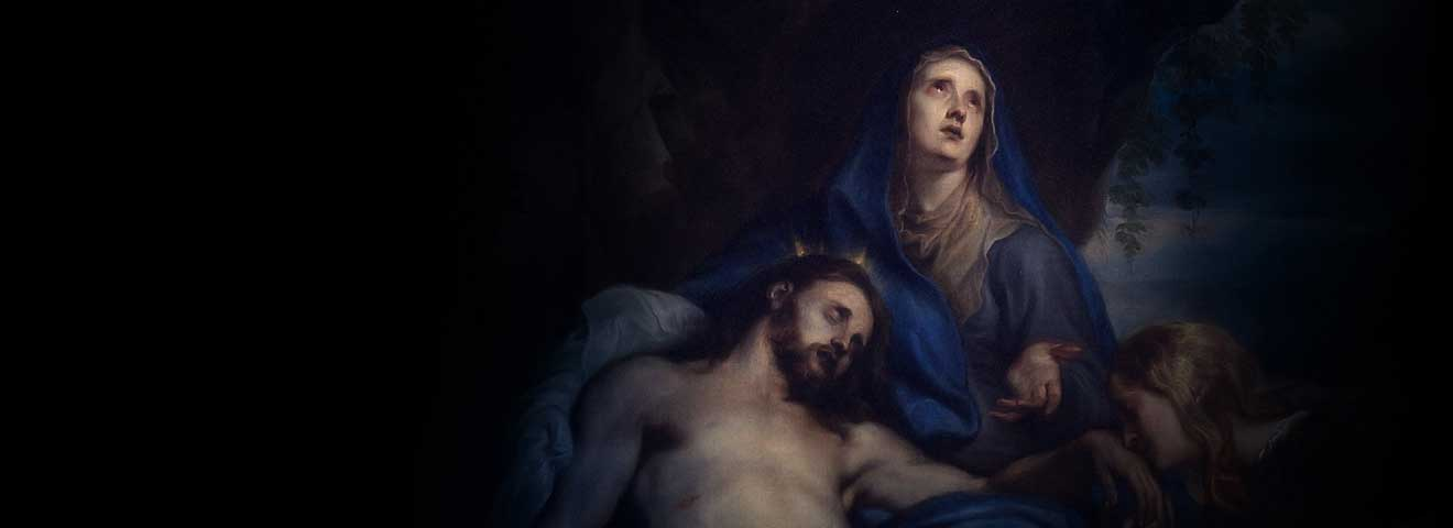 Uma Páscoa com Maria